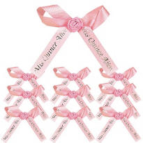 Mis Quince Blossom Favor Ties 20ct