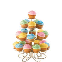 Cupcakes N' More Mini Cupcake Stand Holds 24