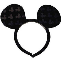 Mickey Mouse Ears Headband