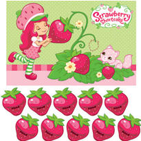 Strawberry Shortcake Party Game