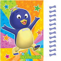 The Backyardigans Party Game