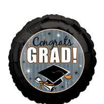Foil Grad Honors Graduation Balloon