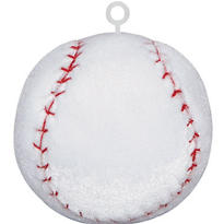 Baseball Plush Balloon Weight 4.4oz