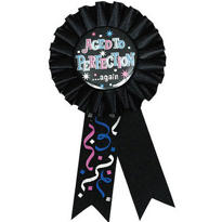 Aged to Perfection Birthday Award Ribbon