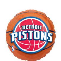 Detroit Pistons Balloon 18in