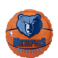 Memphis Grizzlies Balloon 18in