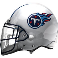 Tennessee Titans Helmet Foil Balloon 26in