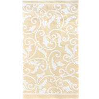 Vanilla Ornamental Scroll Hand Towels 16ct