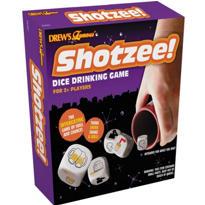 Shotzee Dice Drinking Game