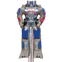 Pull String Transformers Pinata 25in