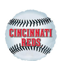 Cincinnati Reds Foil Balloon 18in