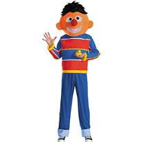 Adult Ernie Costume - Sesame Street