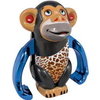 Mort Monkey Windup Toy