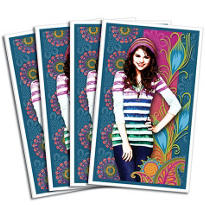 Wizards of Waverly Notebook Decal Stickers 4ct