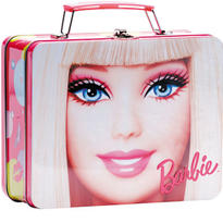 Barbie Lunch Box 7in
