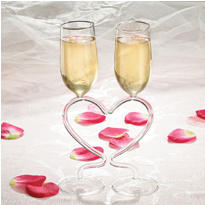 Eco Occasions Toasting Glasses