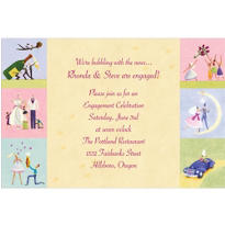 Promise of Love Custom Invitation