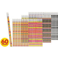 Retro Chic Pencils 60ct