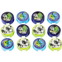 Toy Story 3 Pencil Sharpeners 12ct