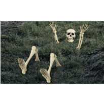 Lawn Skeleton Decoration