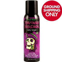 Fright Night Gory Grape Purple Temporary Hair Color 3.5oz