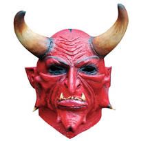 Red Ramsha Devil Mask