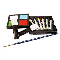 Professional Character Makeup Kit