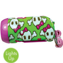 Pirate Girl Flashlight