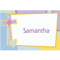 Communion Celebration Custom Thank You Note