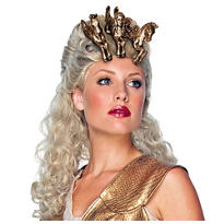 Athena Wig & Headpiece
