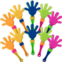 Neon Hand Clappers 18ct