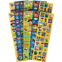 Toy Story Sticker Value Pack 5 Sheets