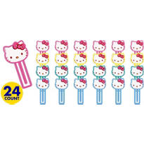 Hello Kitty Bookmarks 24ct