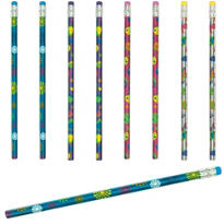 Girl Pencil Metallic 72ct