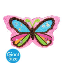 Giant Butterfly Pinata 38in