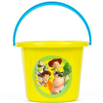 Plastic Toy Story 3 Easter Bucket 8 3/4in