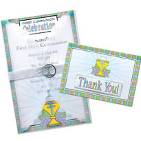 Communion Deluxe Invitation Kit