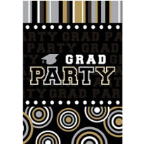 Grad Inspiration Graduation Invitations 8ct