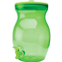 Kiwi Plastic Beverage Dispenser