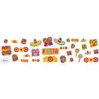 Fiesta Cutouts 30ct