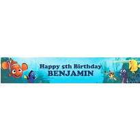 Nemo and Friends Custom Banner 6ft