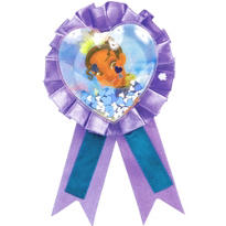 Princess and The Frog Award Ribbon