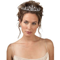 Tall Wedding Tiara