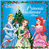 Disney Princess Christmas CD