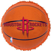 Houston Rockets Pinata 18in