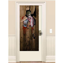 Zombie Door Cover 72in
