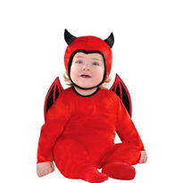 Baby Cute as a Devil Costume