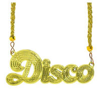 Disco Necklace
