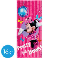Minnie Mouse Treat Bags 16ct
