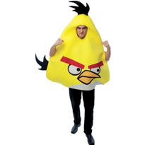 Adult Yellow Angry Birds Costume